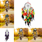 Indian Fashion Hanging Wall Dream catcher Feathers Wind Chimes Handmade Decor