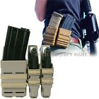 Tactical Fast Mag Pouch Set Holster 5.56 Magazine Double Molle Strike System New