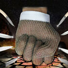 Glove Safety Cut Proof Stab Resistant Stainless Steel Metal Mesh Butcher XXS-XL