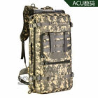 50L Men's Hiking Military Tactical Backpack Camping Bags Travel Backpack Women's