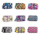 NWT Authentic Vera Bradley Medium Cosmetic Bag