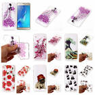 For Samsung Galaxy J7 (2017) Shiny Glitter Colorful Slim TPU Soft New Case Cover