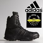 adidas GSG 9.2 Combat Boots Military SWAT German Police Shoes Black Leather
