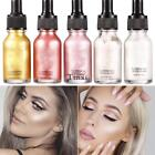 Face Brightener Illuminating Oil Shimmer Glow Makeup Liquid Highlighter TXCL
