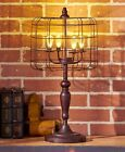 INDUSTRIAL-STYLE DECORATIVE LED TABLE LAMP METAL LIVING Scope HOME LIGHTING DECOR