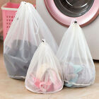 Hot! Washing Machine Used Mesh Net Bags Laundry Bag Large Thickened Wash Bags  A