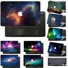 "Rubberized Galaxy Hard Case Cover For Macbook Air 11 Pro 13""15"" Touch Bar Retina"