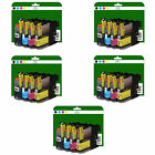 Various Bundles of B223 non-OEM Compatible Ink Cartridges for Brother Printers
