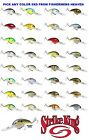 Strike King Crankbaits 5XD Extra Deep Diving Choice of Any Rattling Silent Color