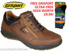 GRISPORT ARRAN ACTIVE WALKING SHOES  FREE GRISPORT SOCKS - ACTIVE RANGE