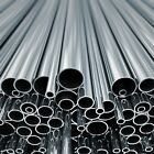 Stainless Steel Round Tube / Pipe / - Many sizes and lengths - Multi Variation