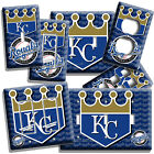KANSAS CITY ROYALS BASEBALL TEAM LIGHT SWITCH OUTLET COVER WALL PLATE MEN CAVE on Ebay