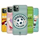 HEAD CASE DESIGNS FOOTBALL STATEMENTS HARD BACK CASE FOR APPLE iPHONE PHONES