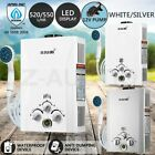 MAXKON Gas Hot Water Heater Portable Shower Camping LPG Caravan Outdoor Instant