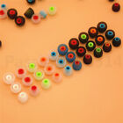 6pcs/3pairs 3.8mm soft Silicone In-Ear Earphone covers Earbud Tips for headphone