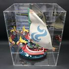 LARGE CUSTOM MADE 4MM ACRYLIC PERSPEX PLASTIC MEMORABILIA FIGURINE DISPLAY CASE