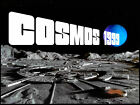 Men's Ladies T SHIRT classic tv show COSMOS 1999 french version space 1999