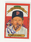 YOU PICK - Minnesota Twins Signed Autographed Auto Card VINTAGE STAR HOF S-3 on Ebay