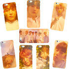 KPOP BTS Phone Case Bangtan Boys Love Yourself Cellphone Case SUGA Phone Cover V