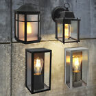 Traditional Vintage Style Outdoor Single Wall Lights IP44 Garden Lantern Lights