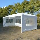 10'x10'/20'/30'Canopy Party Wedding Tent Outdoor Heavy Duty Pavilion Cater Event