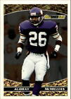 1993 Topps Black Gold Football #1-44 - Your Choice -*WE COMBINE S/H*