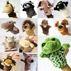 Finger Puppets Cloth Doll Baby Educational Hand Cartoon Animal Plush Toy