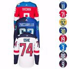 NHL Adidas Premier World Cup Of Hockey Player Jersey Collection Mens