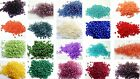 20 (g) 10/0 11/0 PRECIOSA CZECH GLASS ROUND ROCCAILLE SEED BEADS - 48 COLOURS