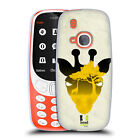 HEAD CASE DESIGNS NATURE OF ANIMALS SOFT GEL CASE FOR NOKIA 3310 (2017)