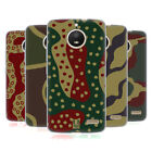 HEAD CASE DESIGNS WWII PANZER CAMO SOFT GEL CASE FOR MOTOROLA MOTO E4