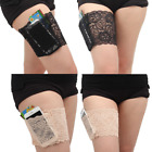 Women Non Slip Lace Elastic Sock Anti-Chafing Thigh Band Thigh Chafing Sock
