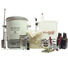 Home Brew Online All Grain Luxury Micro Brewery Starter Kit With Bottles