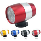 Aluminum 6 LED Cycling Bicycle Head Front Light Warning Lamp Safety Waterproof