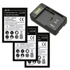 1900mAh Replacement Battery + Extra Charger for Samsung Galaxy S3 mini G730 A V