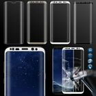 Premium Full 3D Curved Tempered Glass Screen Protector for Samsung Galaxy S8/S8+
