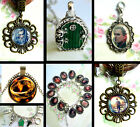 LORD OF THE RINGS OR HOBBIT NECKLACE LOCKET CLIP ON CHARM BRACELET TOLKIEN