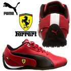PUMA Drift Cat 5 Scuderia Ferrari Boys Trainers Red Junior Motorsport F1 Shoes