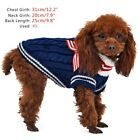 Pet Dog Cat Sweater Clothes Winter Warm Cute Bow Dog Cat Sweater Coat Apparels