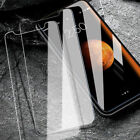 iPhone X Screen Protector, Genuine GLAS.tR Slim Tempered Glass Clear