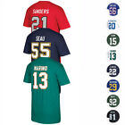 NFL Mitchell & Ness Retired Player Name & Number Jersey T-Shirt Collection Men's on eBay