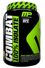 MusclePharm Combat Isolate 907g/2.27kg Zero Carb 100% Isolate Protein