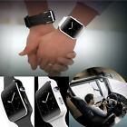 Bluetooth Smart Wrist Watch Phone GSM SIM Slot Watch Fitness For Android Samsung