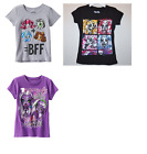 NWT ☀MONSTER HIGH☀ Girls t-shirt  New  YOU PICK  M  10/12  L  14  XL  16