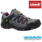 LADIES COTSWOLD WATERPROOF WALKING HIKING WINTER WORK ANKLE BOOTS SHOES TRAINERS
