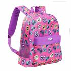 Star Unisex Graphic Backpack Back Pack Zip Mesh Print All Over