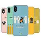 HEAD CASE DESIGNS BE DIFFERENT HARD BACK CASE FOR APPLE iPHONE PHONES
