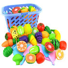 3919333232184040 3 - 1 SET Fruit Vegetable Cutting Kitchen Knife Fun Toy Gift Tools For Baby Kids LOT