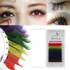 New Colorful Nature Thick Grafting Eyelashes