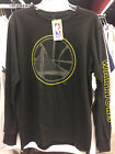 Golden State Warriors Majestic Exclusive Full-Court Long Sleeve T-Shirt – Black